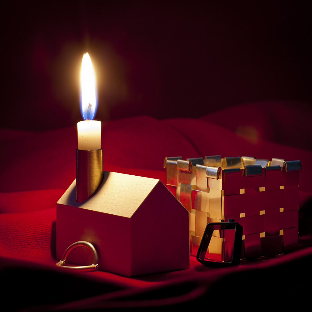 Julutställning på LOD, silverföremål, unika smycken, speciella gåvor