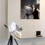 I galleriet, Erik Tidängs te solkokare av silver.
