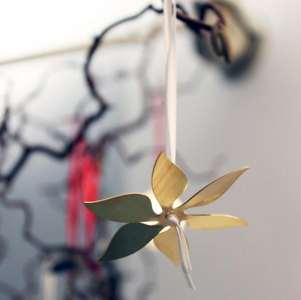 Julgransdekoration av Petronella Eriksson
