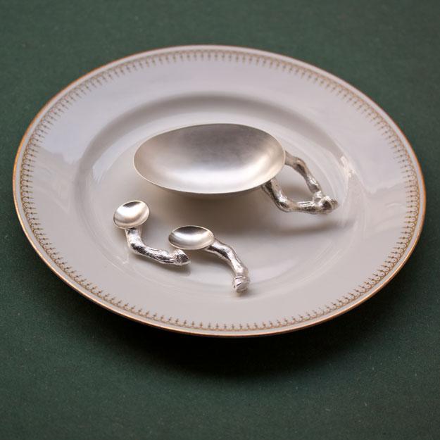 "Simon Westling, Skedskålsr av silver, ""Hästspark"""