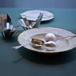 silver skedar till gröten på galleri LOD