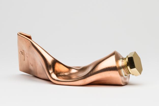 Tub av koppar, Fredrik Ingemansson. Foto Christian Habetzeder.
