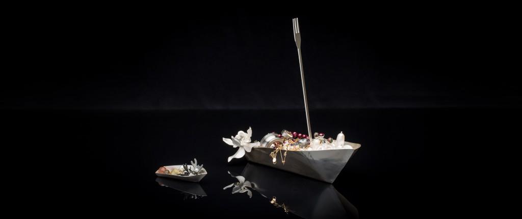 Ett skeppkommer lastat - foto: Christian Habetzeder