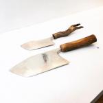 Knivar i silver och trä, Klara Eriksson