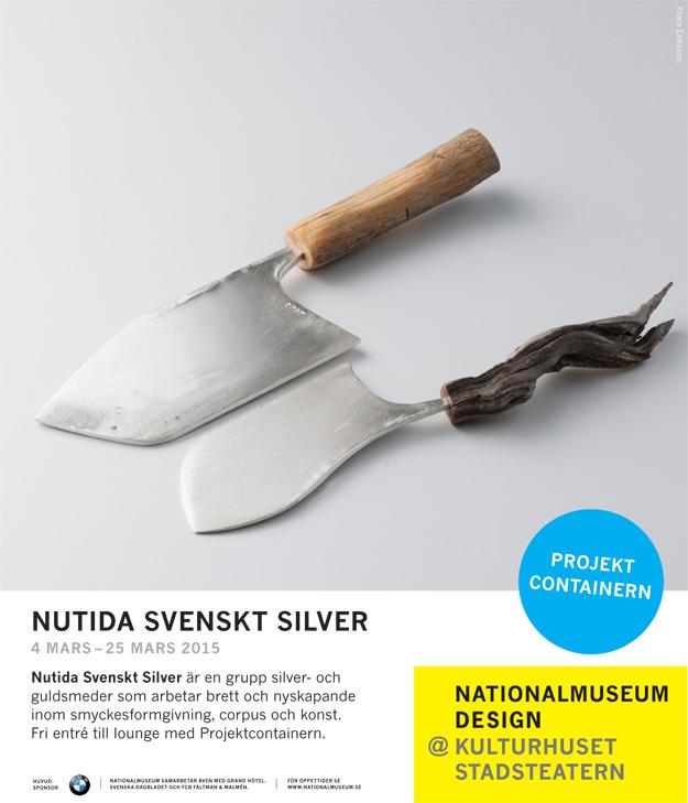 Un Cutting knives, Klara Eriksson. Foto Hans Bjurling.