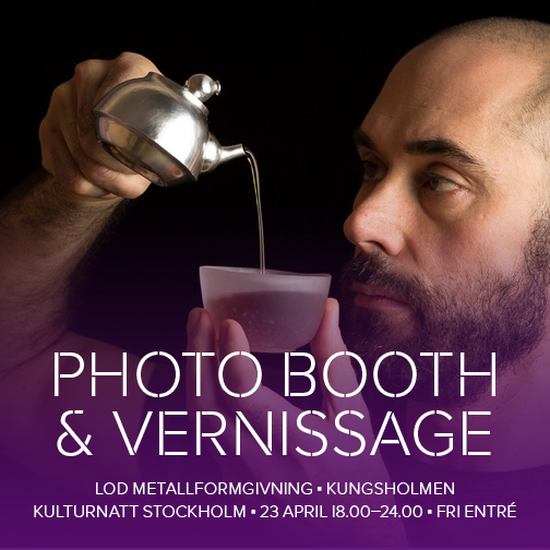 Photo Booth på LOD