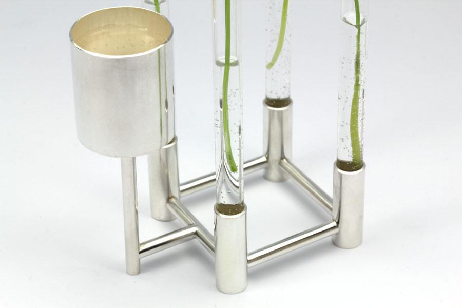 Vad i silver och glas av Erik Tidäng